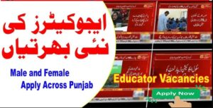 Punjab Educator Jobs