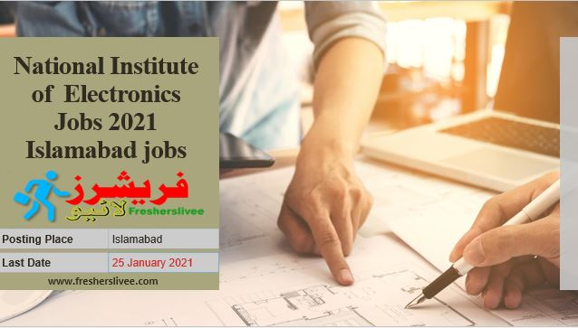 National Institute of Electronics Jobs