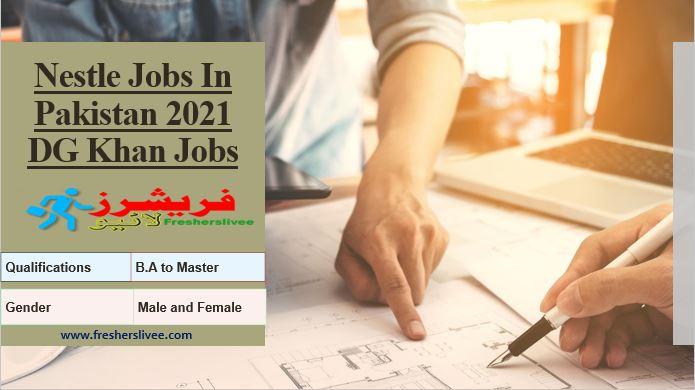 Nestle Jobs In Pakistan