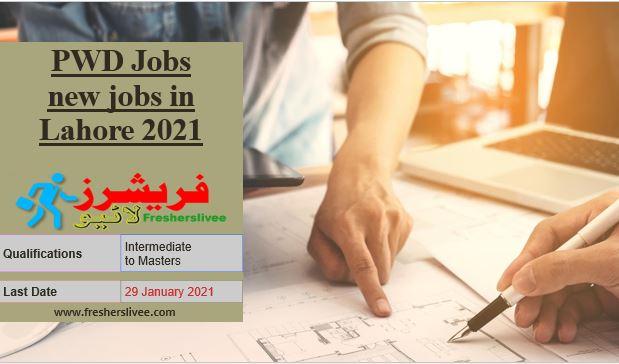 PWD Jobs