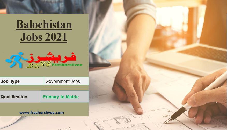 Balochistan Jobs