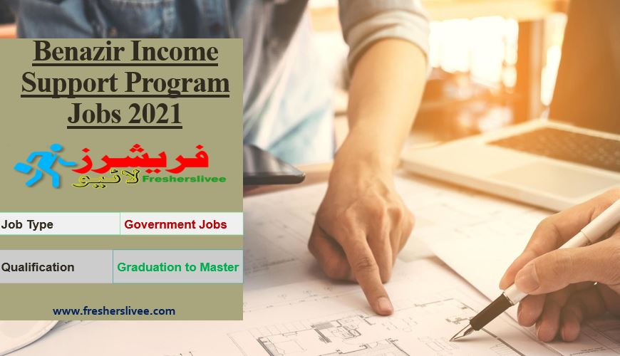 Benazir Income Support Program Jobs