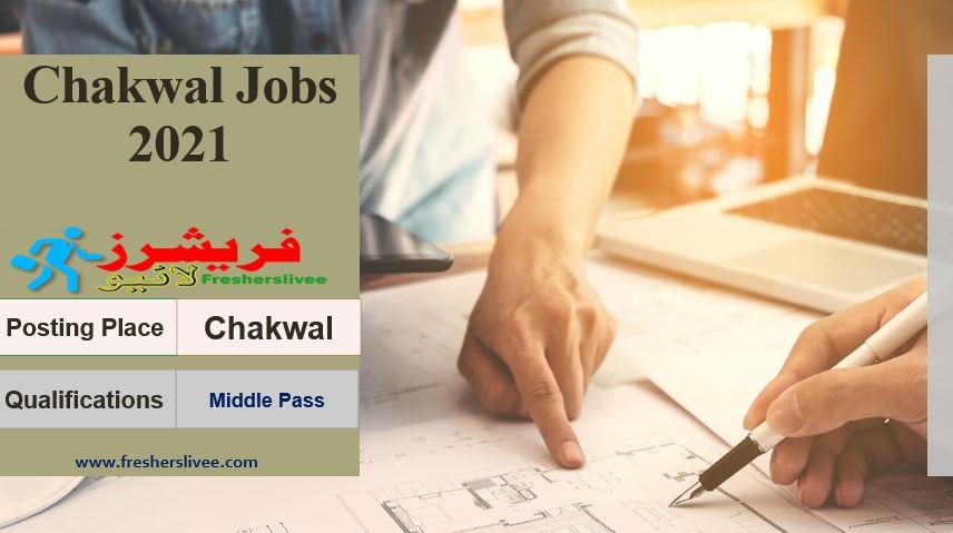 Chakwal Jobs