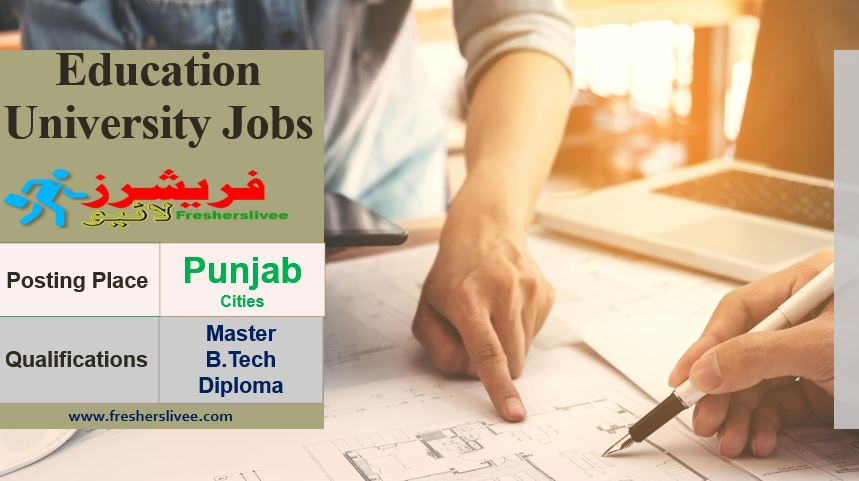 Education University Jobs