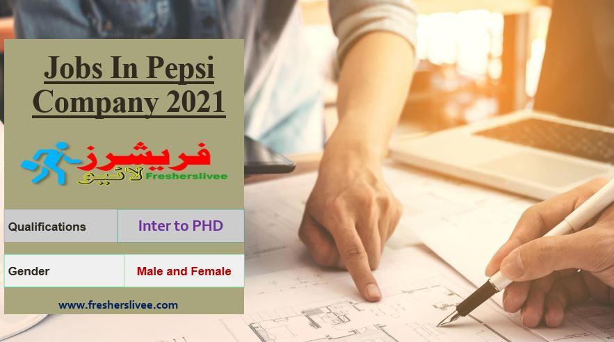 Jobs In Pepsi