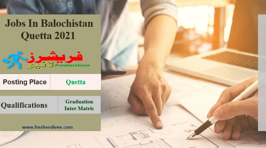 Jobs In Quetta