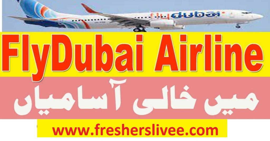 Flydubai airlines Careers