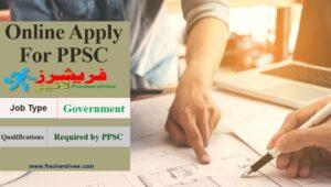 PPSC Online Apply