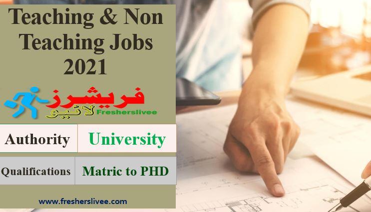 Teaching Jobs 2021