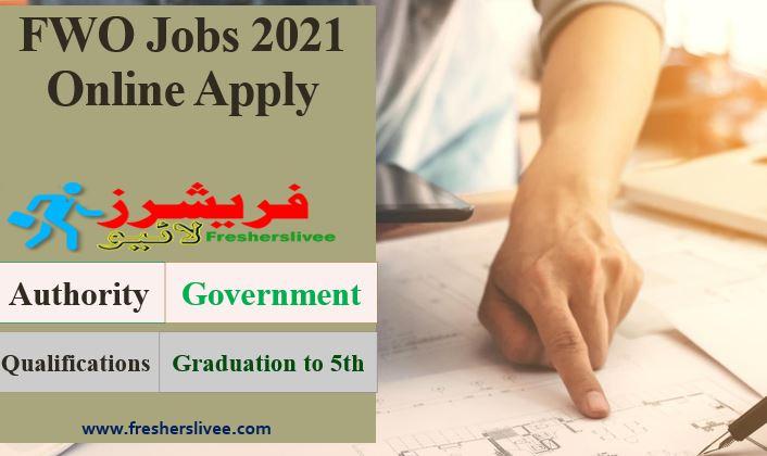 FWO Jobs 2021