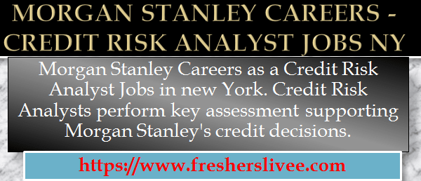 Morgan Stanley Careers