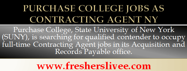 Purchase College Jobs