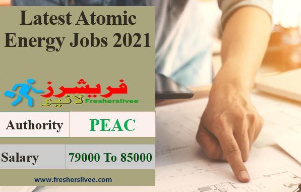 PAEC Latest Jobs