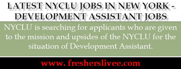 NYCLU Jobs